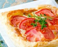 Recette tartelettes à la tomate faciles