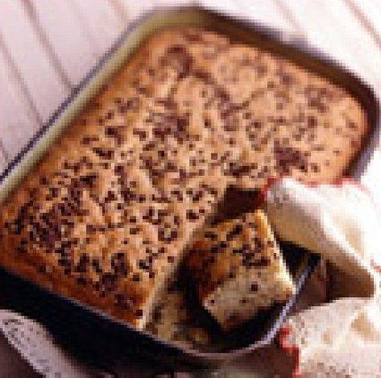 Recette de gâteau à la banane et pépites de chocolat