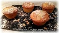 Recette de muffins au coeur d'orange, cannelle et vanille