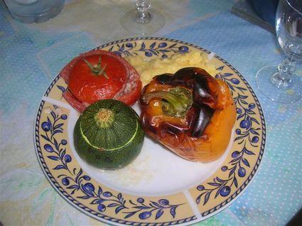 Recette de légumes farcis de ma grand-mère