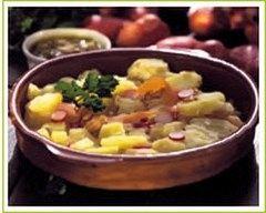 Recette salade de pommes de terre à l'échalote