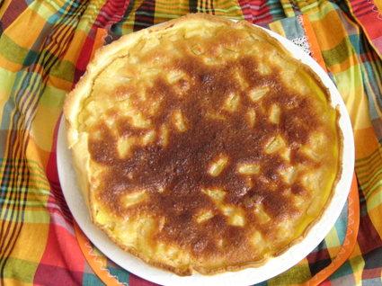 Recette de tarte antillaise à l'ananas
