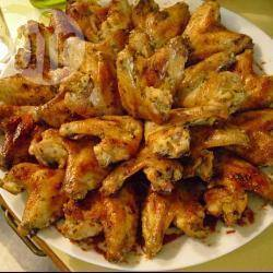 Recette ailes de poulet au citron et à l'ail – toutes les recettes ...