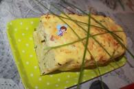 Recette de cake salé à la semoule