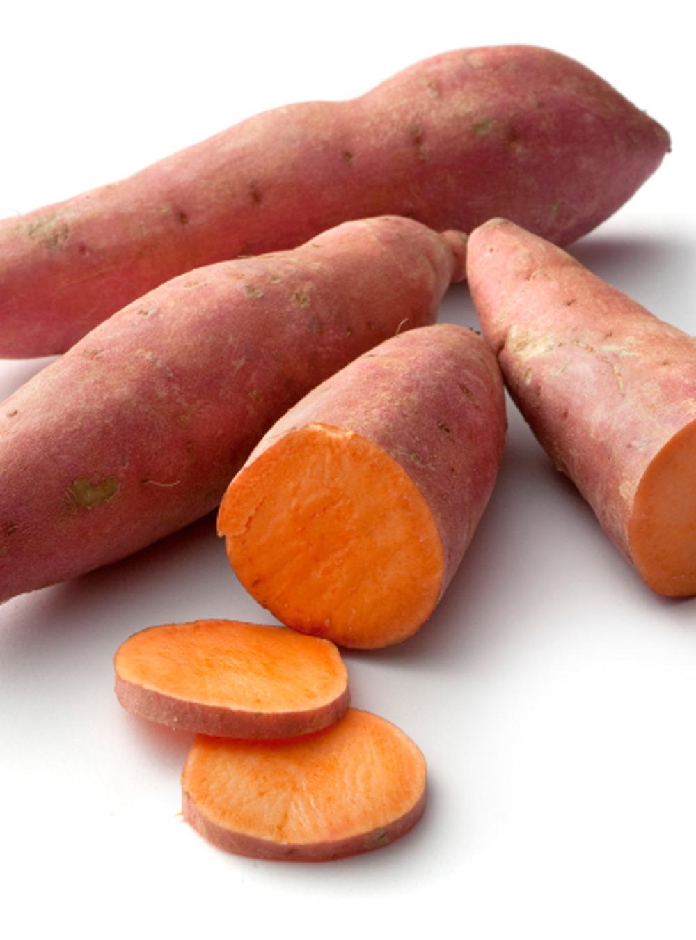 Potage aux patates douces, aux lentilles rouges et au curcuma ...