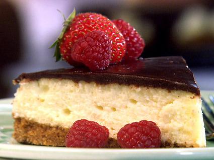 Recette de cheesecake chocolat blanc et praliné, pomme citron