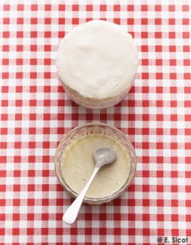 Ludique : soufflé glacé au lait concentré pour 6 personnes ...