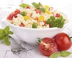 Recette taboulé frais aux tomates, poivrons et citron
