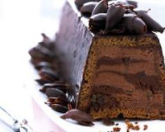 Recette bûche au chocolat