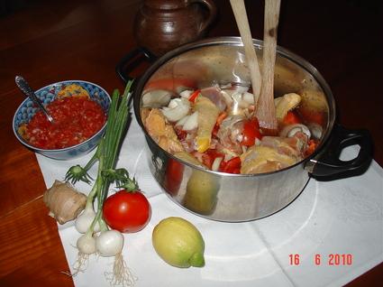 Recette de poulet au gingembre