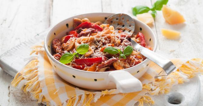Recette de gratin de légumes à l'emmental léger