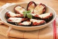Recette aubergines à la sauce tomate et mozzarella