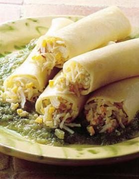 Cannellonis aux crustacés et fenouil pour 6 personnes