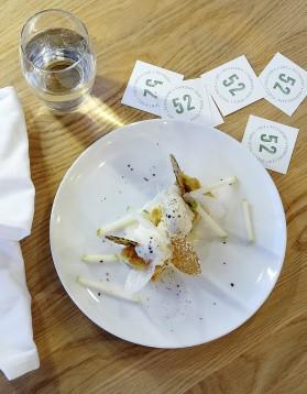 Clafoutis poire-gingembre pour 6 personnes