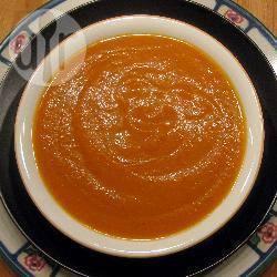Recette soupe de carottes super rapide aux lardons – toutes les ...