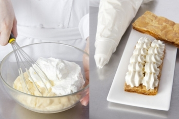 Recette de crème pâtissière légère facile et rapide
