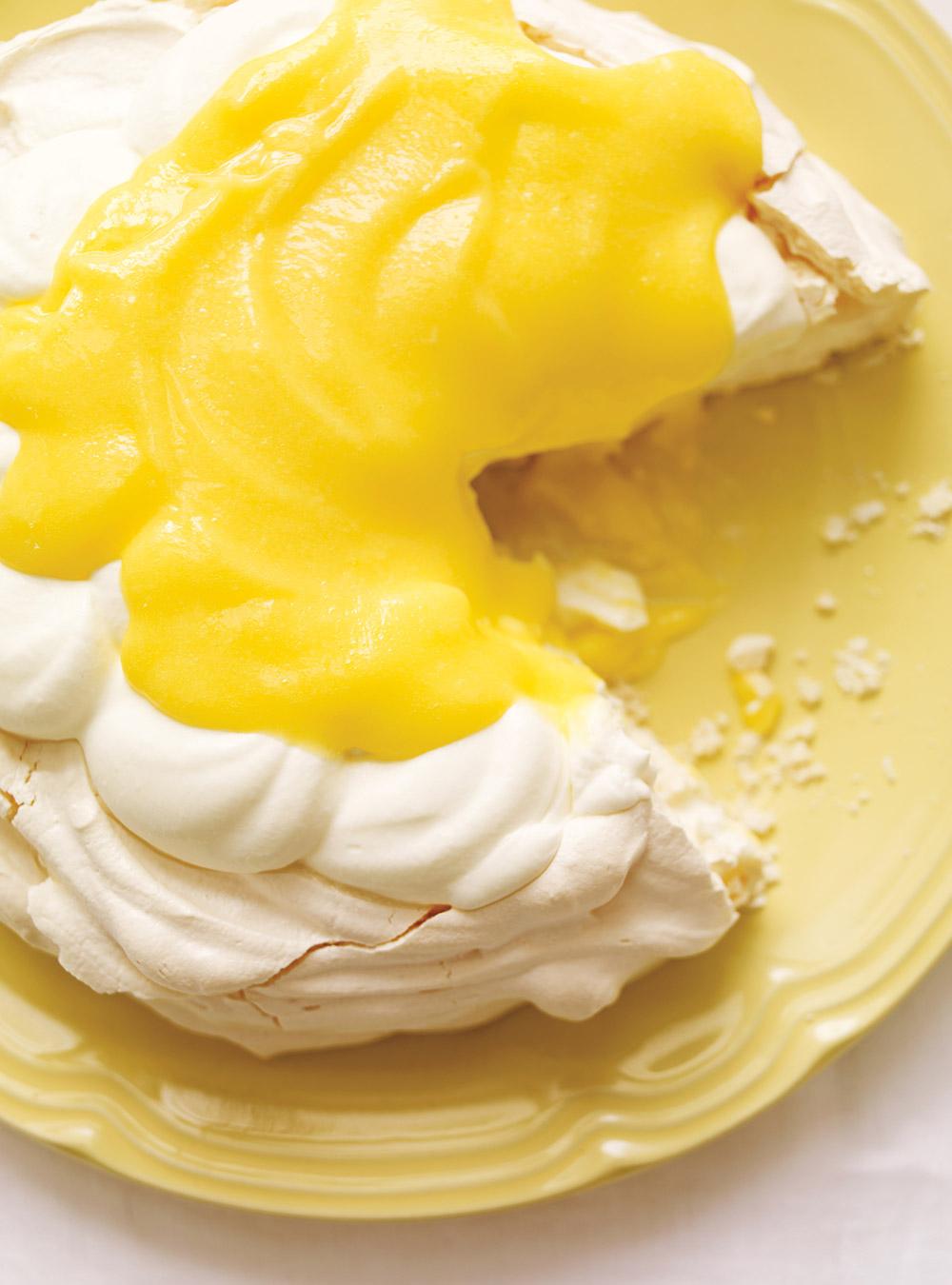 Curd au citron | ricardo