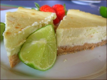 Cake au citron façon cheese cake