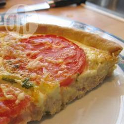 Recette tarte au thon et à la tomate – toutes les recettes allrecipes