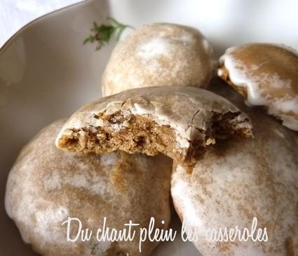 Recette de lebkuchen (petits pains d'épices allemands)