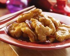 Recette poulet du général tsao facile