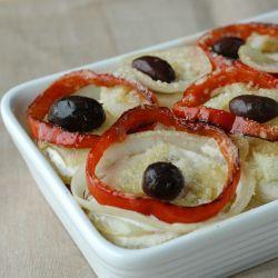 Recette gratin de morue salée à la portugaise – toutes les recettes ...