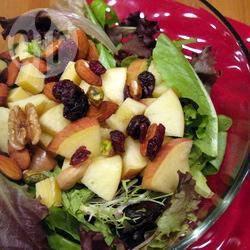 Recette salade de noël – toutes les recettes allrecipes