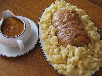 Recette de rôti de porc à la bière