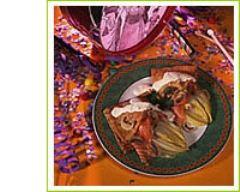 Recette crêpe aux endives et saumon fumé