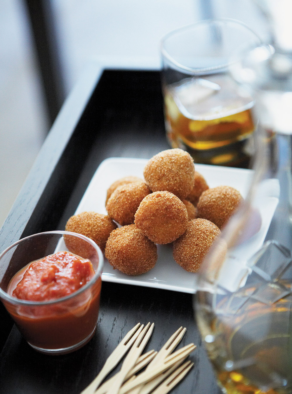 Arancini siciliens la cuisine italienne recette - Cuisine sicilienne arancini ...