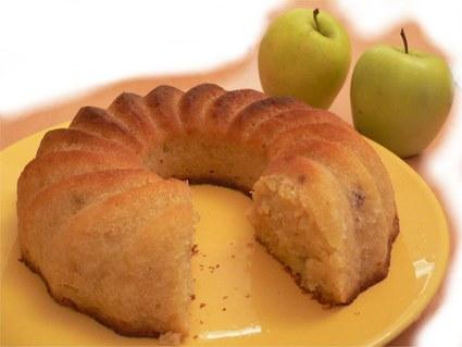 Recette de couronne épicée aux pommes