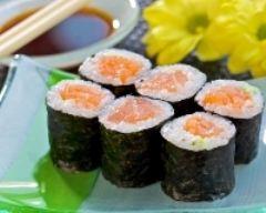 Recette maki-sushi