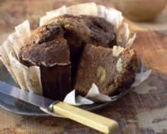 Recette cake chocolat bananes