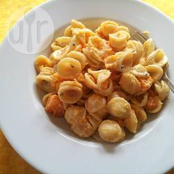 Recette pâtes au potiron et au gorgonzola – toutes les recettes ...
