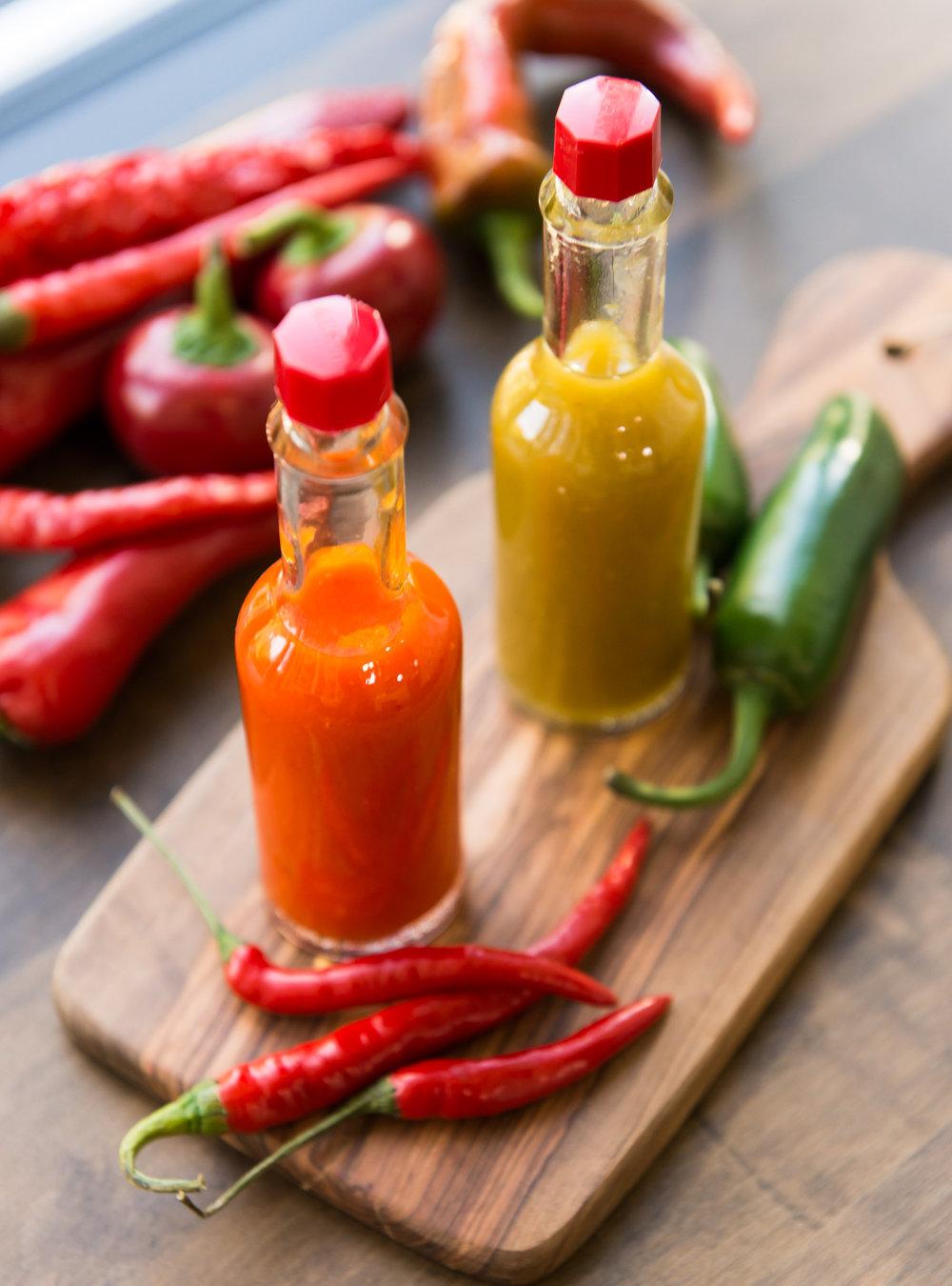 Sauce aux piments (de type sauce tabasco) | ricardo