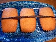 Recette de minicakes à la vanille
