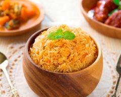 Recette riz tandoori