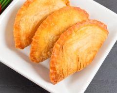 Recette empanadas au poulet et au porc