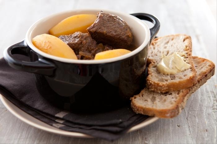 Boeuf irlandais pour 6 personnes recette - Duree cuisson cote de boeuf ...
