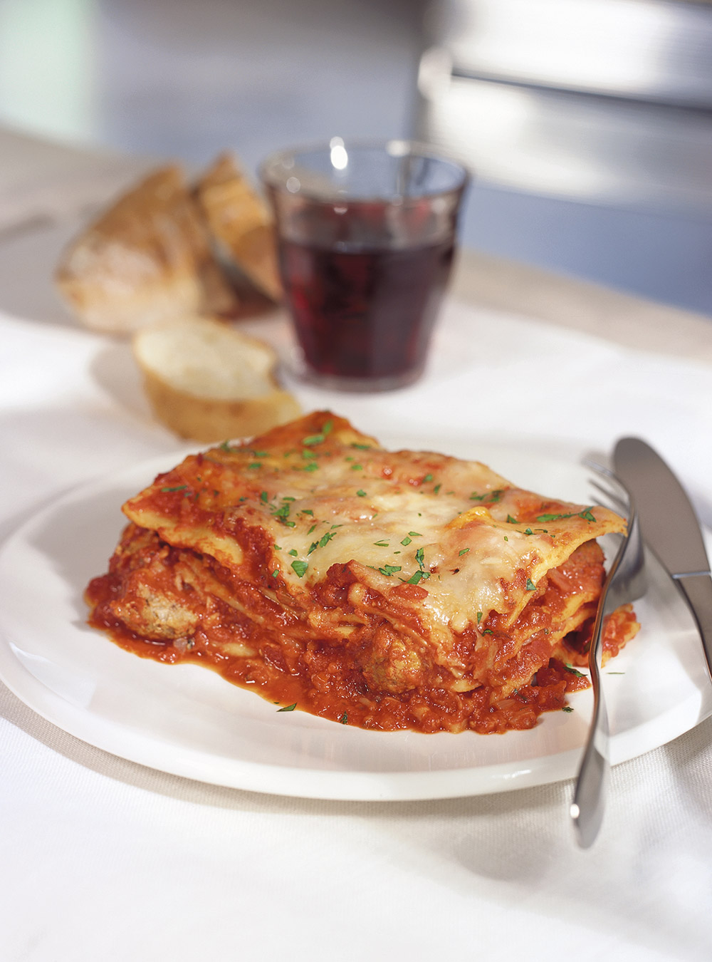 Lasagna della mia mamina (lasagne de la famille de marina orsini ...