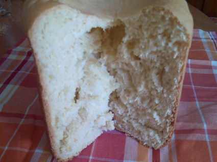 Recette de brioche allégée en machine à pain