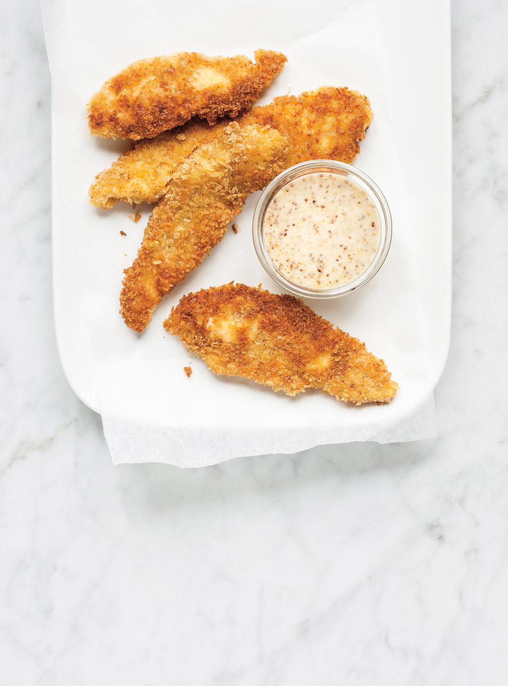 Filets de poulet croustillants | ricardo