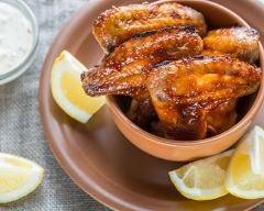 Recette chicken wings caramélisés