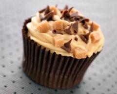 Recette cupcakes au caramel beurre salé