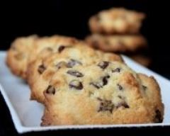 Recette cookies chocolat noix de coco