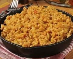 Recette riz aux épices façon orientale