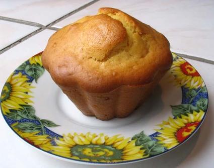 Recette de muffins moelleux poires et miel