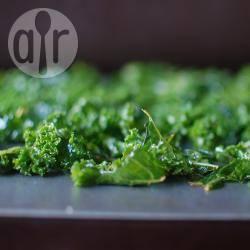 Recette chips de chou frisé – toutes les recettes allrecipes