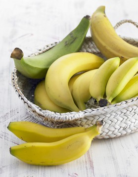 Beignets de bananes thaïes
