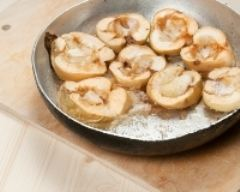 Recette pommes caramélisées à la cannelle